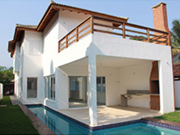 Casa de praia – Barra do Una 320m2